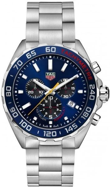 Tag Heuer Formula 1 Quartz Chronograph Men's Watch CAZ101AB.BA0842