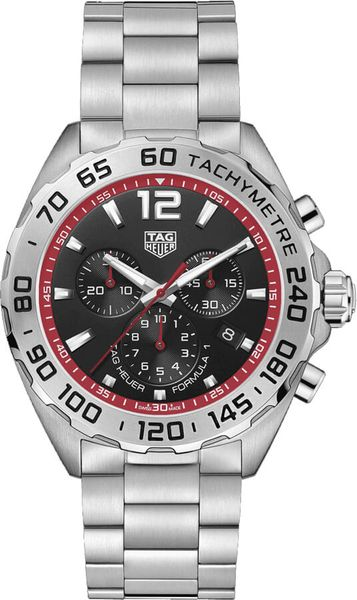 Tag Heuer Formula 1 Quartz Chronograph Men's Watch CAZ101Y.BA0842
