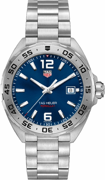 Tag Heuer Formula 1 Blue Dial Men's Watch WAZ1118.BA0875