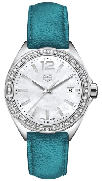 TAG Heuer Formula 1 Women's Blue Strap Watch WBJ131A.FC8256