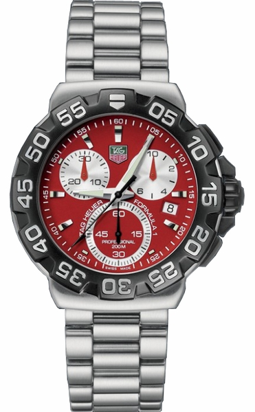 Tag Heuer Formula 1 Chronograph Men's Watch CAH1112.BA0850