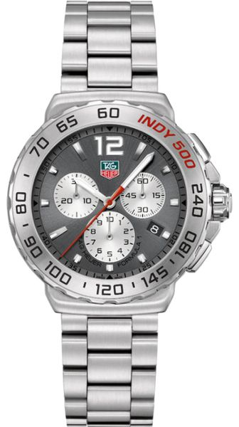 Tag Heuer Formula 1 Grey Dial Men's Watch CAU1113.BA0858