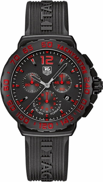 Tag Heuer Formula 1 Chronograph Men's Watch CAU111D.FT6024