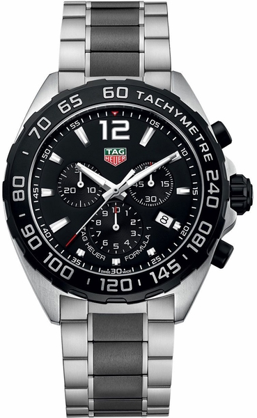 Tag Heuer Formula 1 Chronograph Men's Watch CAZ1010.BA0843