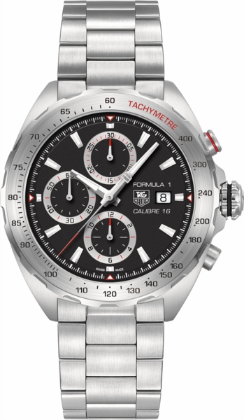 Tag Heuer Formula 1 Chronograph 44mm Men's Watch CAZ2010.BA0876