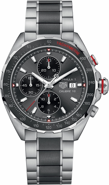 Tag Heuer Formula 1 Chronograph 44mm Watch CAZ2012.BA0970