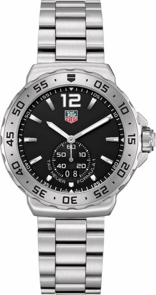 Tag Heuer Formula 1 Grande Date Black Dial Men's Watch WAU1112.BA0858