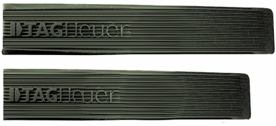 Tag Heuer Formula 1 20mm Green Rubber Strap FT6025