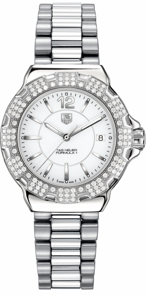 Tag Heuer Formula 1 Women's Diamond Watch WAH1218.BA0852