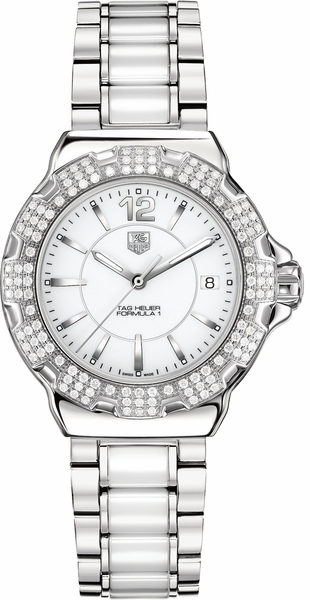 Tag Heuer Formula 1 Diamond Women's Watch WAH1218.BA0861
