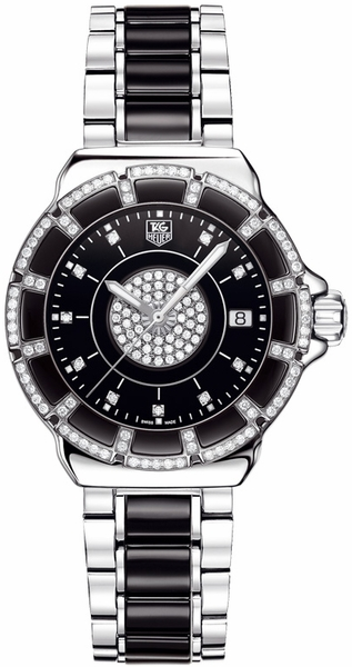 Tag Heuer Formula 1 Diamond Women's Watch WAH1219.BA0859