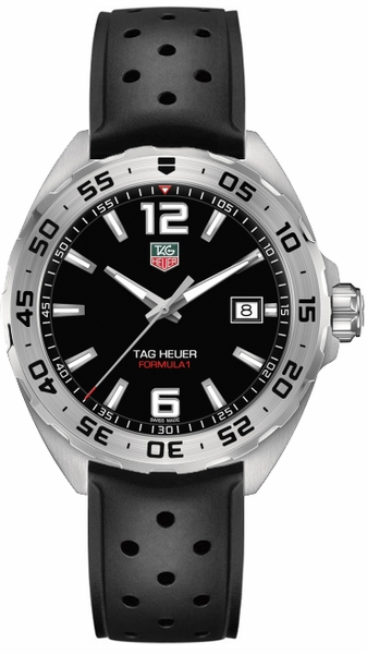 Tag Heuer Formula 1 41 mm Men's Watch WAZ1112.FT8023