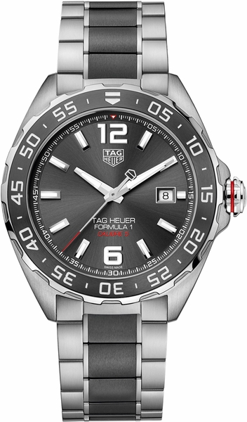 Tag Heuer Formula 1 43mm Men's Watch WAZ2011.BA0843