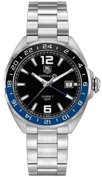 Tag Heuer Formula 1 Black Dial Men's Watch WAZ211A.BA0875