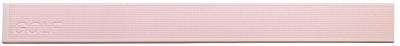 Tag Heuer Golf 22mm Pink Rubber Strap FT6011