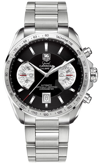 Tag Heuer Grand Carrera Men's Watch CAV511A.BA0902