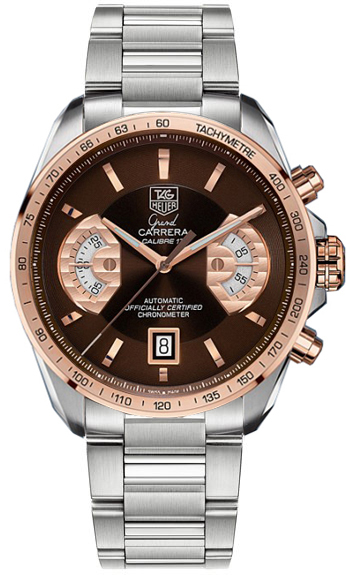 Tag Heuer Grand Carrera CAV515C.BA0902