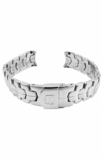 Tag Heuer Link 14mm Inlet Stainless Steel OEM Watch Bracelet BA0572