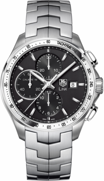 Tag Heuer Link Automatic Chronograph Stainless Men's Watch CAT2010.BA0952