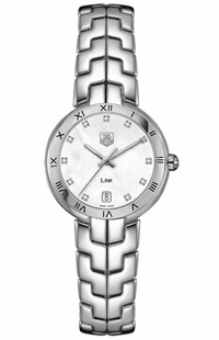 Tag Heuer Link Diamond Dial Women's Watch WAT1315.BA0956