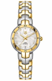 Tag Heuer Link Diamond Ladies Watch WAT2350.BB0957