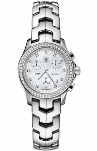 Tag Heuer Link Diamond Women's Watch CJF1314.BA0580