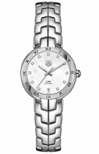 Tag Heuer Link Diamond Women's Watch WAT2315.BA0956