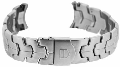 Tag Heuer Link 21mm Inlet Stainless Steel OEM Watch Bracelet BA0576
