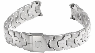 Tag Heuer Link Mens Brushed & Polished Bracelet BA0575