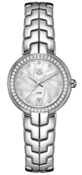 Tag Heuer Link Women's Diamond Watch on Sale WAT1316.BA0956