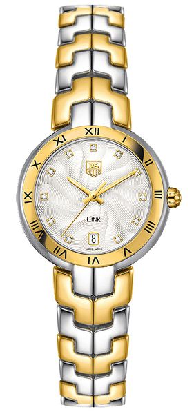 Tag Heuer Link Diamond Dial Women's Watch WAT1352.BB0962