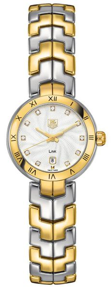 Tag Heuer Link Women's Dress Watch WAT1450.BB0955