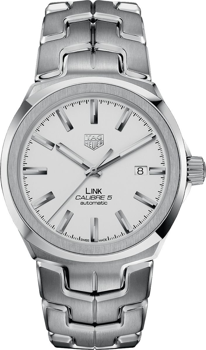 Wbc2111 ba0603 tag heuer link men 39 s watches for Tag heuer d link