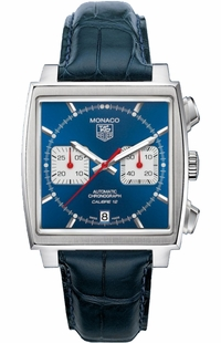 Tag Heuer Monaco Automatic Steve McQueen Men's Watch CAW2111.FC6183