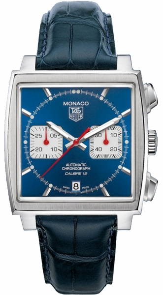 Tag Heuer Monaco Automatic Chronograph Men's Watch CAW2111.FC6183