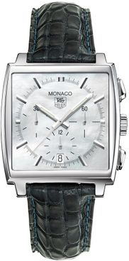 Tag Heuer Monaco Mother of Pearl Watch CW2119.EB0017