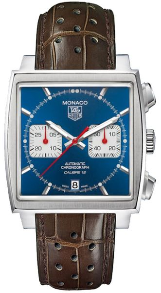 Tag Heuer Monaco Steve McQueen 39mm Men's Watch CAW2111.FC6259