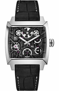 Tag Heuer Monaco V4 Limited Edition Men's Watch WAW2080.FC6288