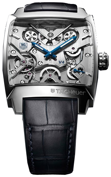 a39a6fc8ba2 WAW2170.FC6261 TAG Heuer Monaco Limited Edition V4 Mens Automatic Watch.