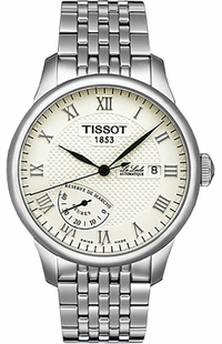 Tissot Le Locle Ivory Dial Men's Watch T006.424.11.263.00