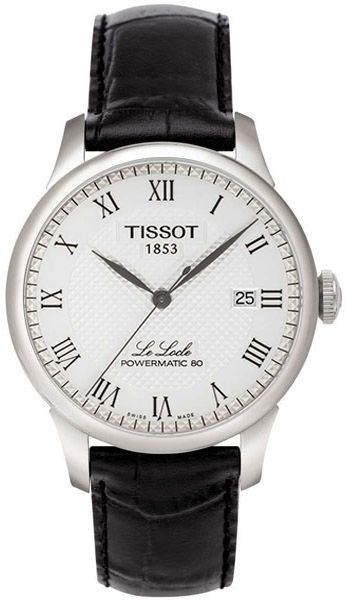 tissot le locle powermatic 80 review