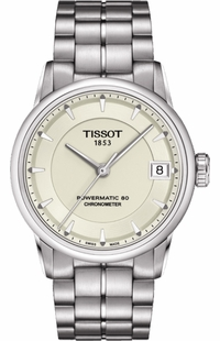 Tissot Luxury Automatic COSC T086.208.11.261.00