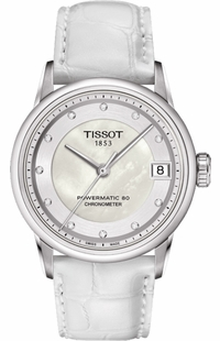 Tissot Luxury Automatic COSC T086.208.16.116.00