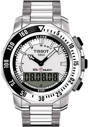 Tissot Sea-Touch T026.420.11.031.01