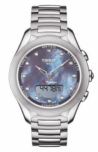 Tissot T-Touch Lady Solar T075.220.11.106.01