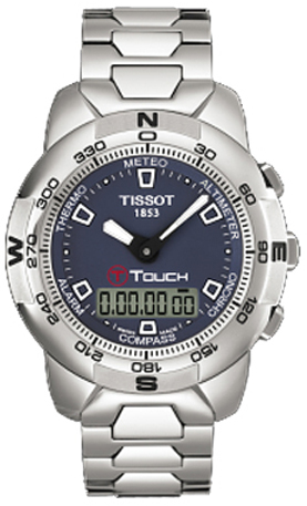 Tissot T-Touch Pan American T33.7.888.41