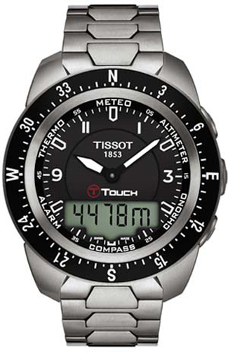 Tissot T-Touch T013.420.44.057.00