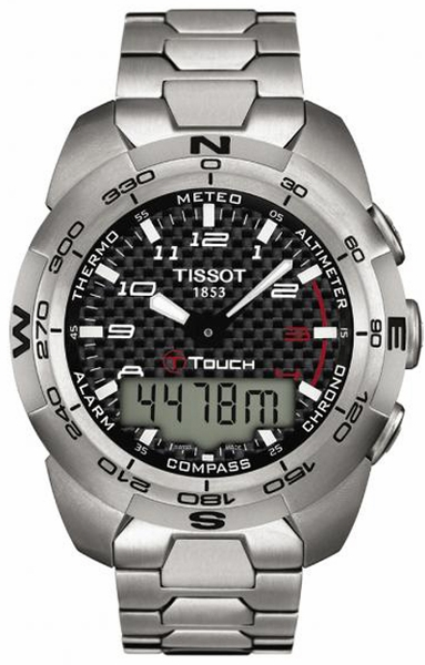 Tissot T-Touch T013.420.44.202.00