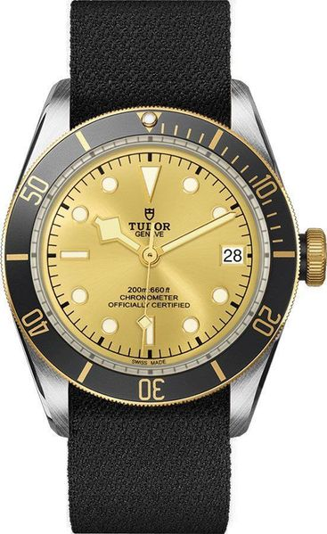 Tudor Heritage Black Bay S&G 41mm Men's Watch M79733N-0004-FB1