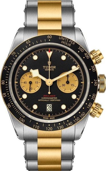 Tudor Black Bay Chrono Men's Watch M79363N-0001